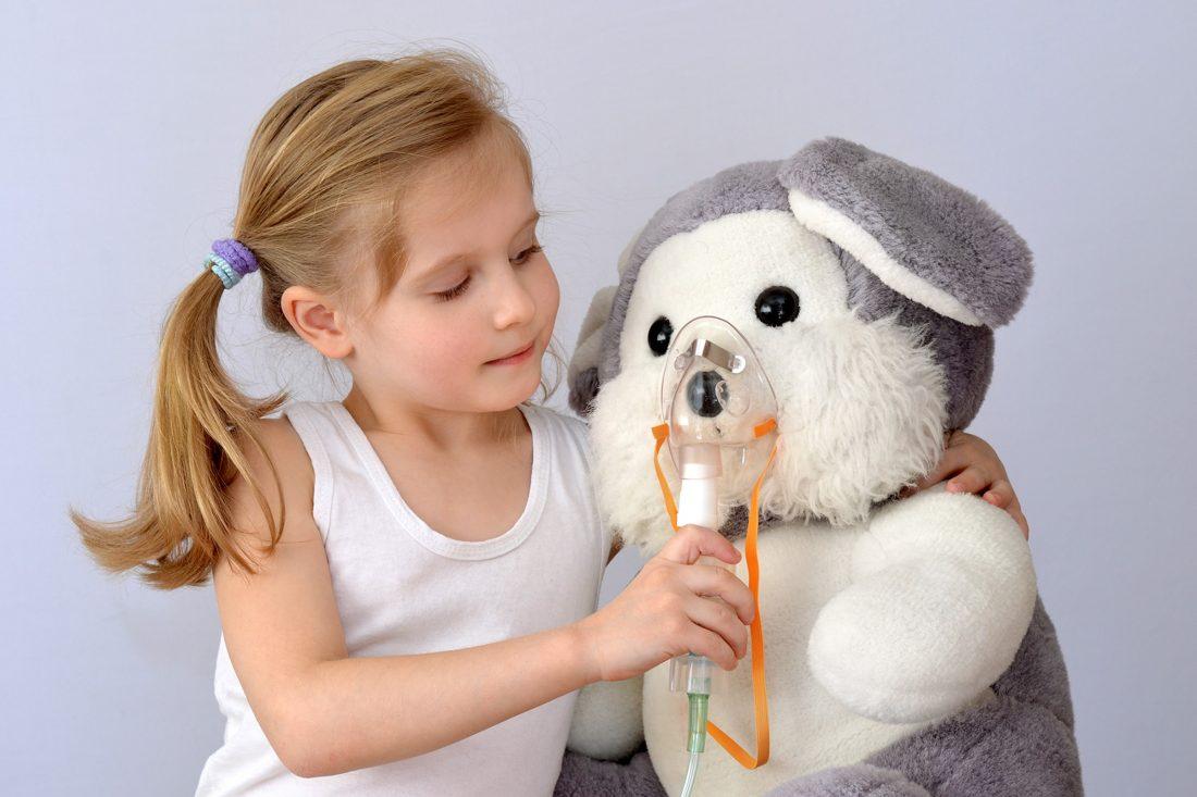 inhalācijas bērniem