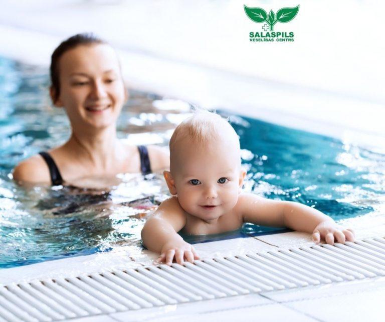 Bezmaksas peldēšanas nodarbības